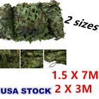 Woodland Shooting Hide Camouflage Net Hunting Cover Camo NettingBlind & Tree Stand Accessories - 177912