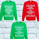Irish Republican Christmas Jumper - 32 County / Occupied 6 - Rebel Celtic