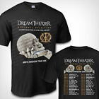Dream Theater North American Tour 2019 T shirt S to 3XL MEN'S  image