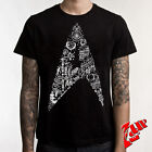 Star Trek T-SHIRT Into Darkness SHIRT Starfleet Spock KIRK TEE t3 on eBay
