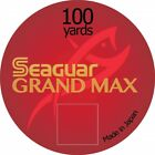 SeaGuar Grand Max 30yds/100yds Fluorocarbon for Fly Fishing and Carp Fishing