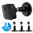 3X Blink XT In/Outdoor Camera Wall Mount Bracket 360  Protective Adjustable Case