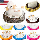 Warm Dog Cat Soft Pet Mat Bed House Puppy Washable Kennel Nest Home Cushion Gift