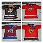 NHL Hockey Long Sleeve Player Jerseys Shirts Youth Sizes New With Tags $17.99 USD on eBay
