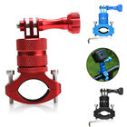 Clamp Mounting Camera Holder For Go pro Hero 5 SJ6000 Xiaomi yi2 Accessories