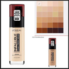 (1) L'oreal Infallible 24 HR Fresh Wear Foundation With Sunscreen