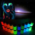 Внешний вид - Glow in the Dark Face Body Paint Party Fluorescent Pigment Party Makeup Costumes