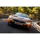 BMW i8 Poster Performance Luxury Print Sport Super Exotic Car Canvas Electric