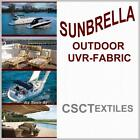 "46""Wide x BTY SOLIDS: SUNBRELLA FABRIC Per-YARD/L+ Outdoor / COLORS!"