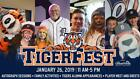 2019 Detroit Tigers Early Entry Tigerfest Access Passes Comerica Park 1/26/19