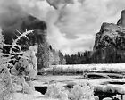 Gates of The Valley by Ansel Adams