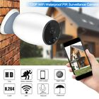 720P Battery Powered WiFi Wireless Home Security IP Camera PIR Securoty Webcam