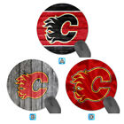 Calgary Flames Round Fabric Mouse Pad Mat Mice Mousepad $3.99 USD on eBay
