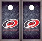 Carolina Hurricanes Cornhole Skin Wrap NHL Luxury Decal Vinyl Sticker DR409 $39.99 USD on eBay