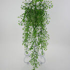 Fake Living Ivy Vine Fake Foliage Flower Hanging Leaf Plant Indoor Office Decor