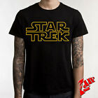 Star Trek T-SHIRT Into Darkness SHIRT Starfleet Kirk Spock TEE t1 on eBay