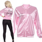 Grease Pink Ladies Jacket Fancy Dress Costume Official Licensed Outfit UK NEW