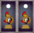 Ottawa Senators Cornhole Skin Wrap NHL Hockey Luxury Decal Vinyl Sticker DR422 $39.99 USD on eBay