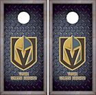 Vegas Golden Knights Cornhole Skin Wrap NHL Luxury Decal Vinyl Sticker DR430 $39.99 USD on eBay