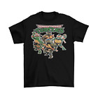 Teenage Mutant Ninja Turtles Toy T-Shirt Unisex Adult Funny Sizes Cartoon New