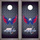 Washington Capitals Cornhole Skin Wrap NHL Luxury Decal Vinyl Sticker DR431 $39.99 USD on eBay