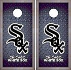 Chicago White Sox Cornhole Skin Wrap MLB Luxury Decal Vinyl Sticker DR438 on Ebay