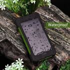 20000/50000mAh Solar Power Bank 2USB Battery Portable Charger For Phone US STOCK
