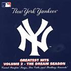 New York Yankees Greatest Hits, Vol. 2: The Dream Season by Various Artists (CD…