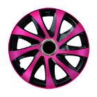 14 15 16 Wheel Trims Universal Wheel set of 4 Many Colours Variations Sport