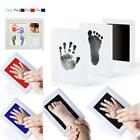 INKLESS WIPE BABY HAND AND FOOT PRINT KIT- ORIGINAL KIT QUALITY ELASTIC PAPER