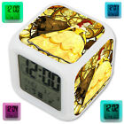 Beauty And The Beast  Alarm Digital Clock Glowing LED Light Bedroom