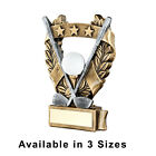 Golf Trophy, Free Engraving, Golf Clubs & Ball Golf Trophies Award, 3 Sizes