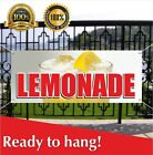 LEMONADE Banner Vinyl /Mesh Banner Sign Squeezed Deep Fried Lemon Shake Ups Coke $19.95  on eBay