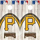 Pittsburgh Pirates Cornhole Skin Wrap MLB Game Decal Vinyl Sticker Logo DR557 on Ebay