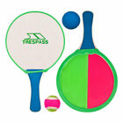 Trespass Prodigy Paddle and Ball Game for Camping Beach Travel Indoor Outdoor