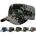 Outdoor Sports Men Women Cap Adjustable Camouflage Printed Climbing Baseball Cap