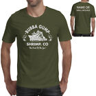 Bubba gump T shirt inspired by Forrest gump Printed t shirt
