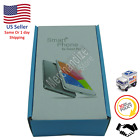 5 pcs of Cell phone Empty Boxes Printed Generic Smart Phone for Smart People