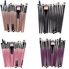Внешний вид - Fashion Eye Shadow Foundation Eyebrow Lip Cometic Brush Set Makeup Brushes Tool