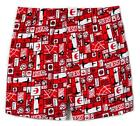 DISNEY STAR WARS Men's Boxer Brief Rebel Alliance Red - Small