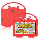 "XGODY Android 8.1 7"" HD 16GB Kids Tablet PC Dual Camera Quad-core Bundle Case"