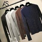 Shiny Lurex Autumn Winter Sweater Women Long Sleeve Pullover Women Basic