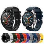 For Huawei Gt /gt2 46mm Watch Band Replacement Silicone Wristband Bracelet Strap
