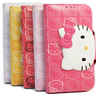 Genuine Hello Kitty Face Cover Case Galaxy S10/S10 Plus/S10e Case 5 Colors Case
