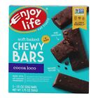 Enjoy Life Foods - Gluten Free Allergy Friendly Carrot Cake Chewy Bars Carrot