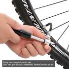 Portable Mini Bicycle Bike Basketball Air Pump Inflator Tyre Tire Pressure Pump
