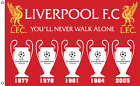 Liverpool You'll Never Walk Alone Champions Flag