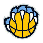 Memphis Grizzlies Precision Cut Decal on eBay