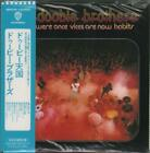 Doobie Brothers What Were Once Vices Are Now Habits Japanese CD album (CDLP)