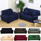 Kyпить 1-4 Seats Slipcover Sofa Covers Spandex Stretch Couch Cover  Furniture Protector на еВаy.соm